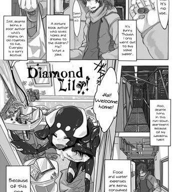 diamond lily cover