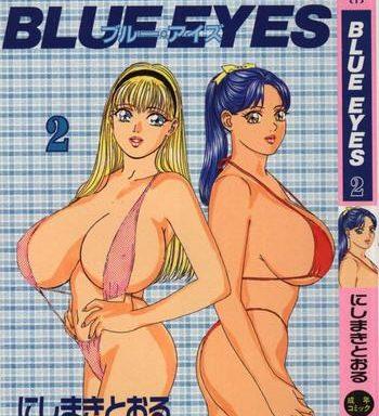 blue eyes 2 cover