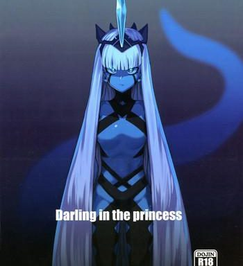 darling in the princess cover