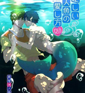 tadashii ningyo no aishikata cover